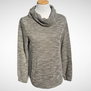 Loveappella Cowlneck Pullover Sweater